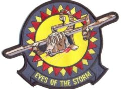 OV-10 Bronco Eyes of the Storm Patch –Sew On