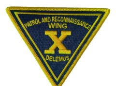 Patrol Wing 10 Patch – Sew On