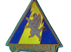 Patrol Wing 11 Patch – Sew On