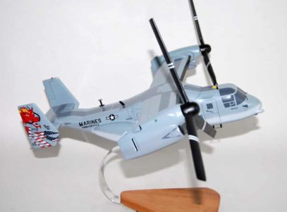 VMM-268 Red Dragons (USS America) MV-22 Model