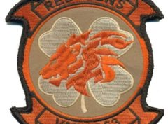 VMM-363 Red Lions Desert Patch –Sew On