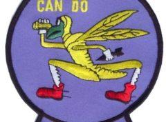 VMO-1 1943 Squadron Patch –Sew On