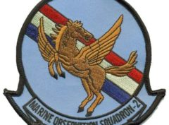 VMO-2 1977 Squadron Patch –Sew On