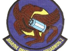 VMO-2 1973 Squadron Patch –Sew On