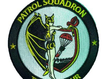 VP-24 Batmen Squadron Patch – Sew On