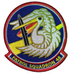 VP-48 Boomers Patch – Sew On