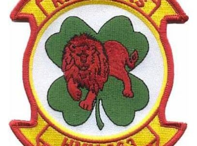 HMH-363 Red Lions Squadron Patch –Sew On