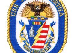 USS JOHN P. MURTHA LPD-26 Patch – Sew On
