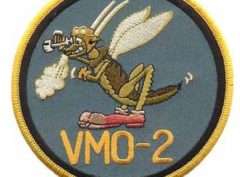 VMO-2 1943 Squadron Patch –Sew On