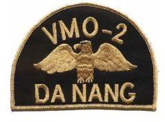 VVMO-2 Da Nang Squadron Patch –Sew OnMO-2 Da Nang