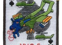 VMO-5 Squadron Patch – Sew On