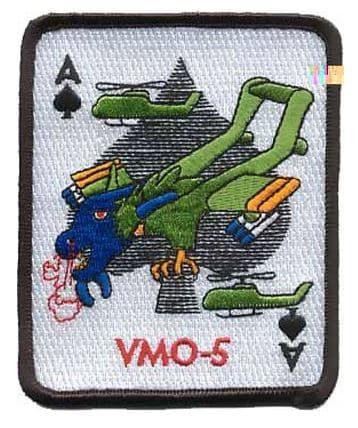 VMO-5 Squadron Patch – Sew On