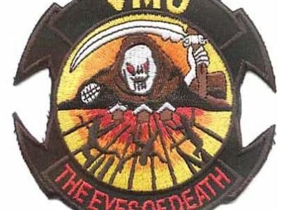 VMO-6 The Eyes of Death Squadron Patch – Sew On
