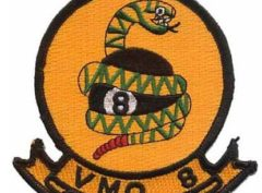 VMO-8 Squadron Patch – Sew On