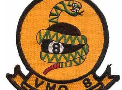 VMO-8 Squadron Patch – Sew On