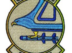 VP-9 Golden Eagles Squadron Patch – Sew On