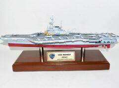 USS Midway (CV-41) Aircraft Carrier Model