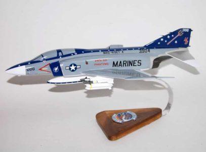VMFA-321 Hells Angels F-4S 1991 Model