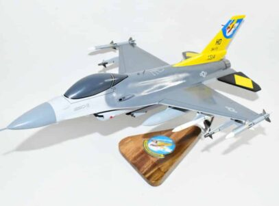 314th Fighter Squadron (Flagship) F-16 Model