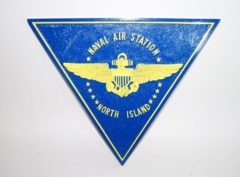 NAS (Naval Air Station) North Island Plaque