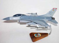 307th FS Stingers F-16 Model