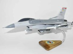 307th Fighter Squadron Stingers F-16 Model