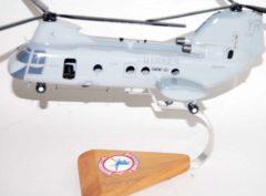HMM-161 Greyhawks CH-46E Model