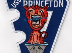 USS Princeton (CVL-23) Patch – Sew On