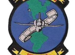 VMFP-3 Eyes of the Corps Squadron Patch - Sew On