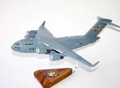 15th Airlift Squadron Global Eagles (Charleston) C-17 Model