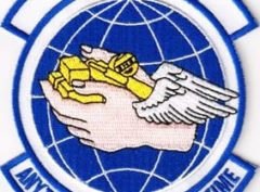 17th Airlift Squadron Patch – Sew On