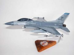 23rd Fighter Squadron F-16 Fighting Falcon Model