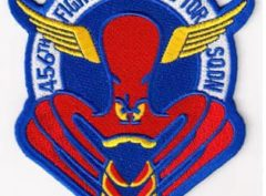 456th Fighter-Interceptor Squadron Patch – Sew On