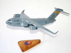 535th Airlift Squadron Tigers (Hickam) C-17 Model