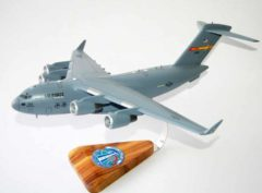 730th Air Mobility Training Squadron (Altus) C-17 Model