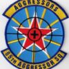 65th Aggressor Squadron Patch – Sew On