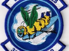 37th Airlift Squadron Patch – Sew On