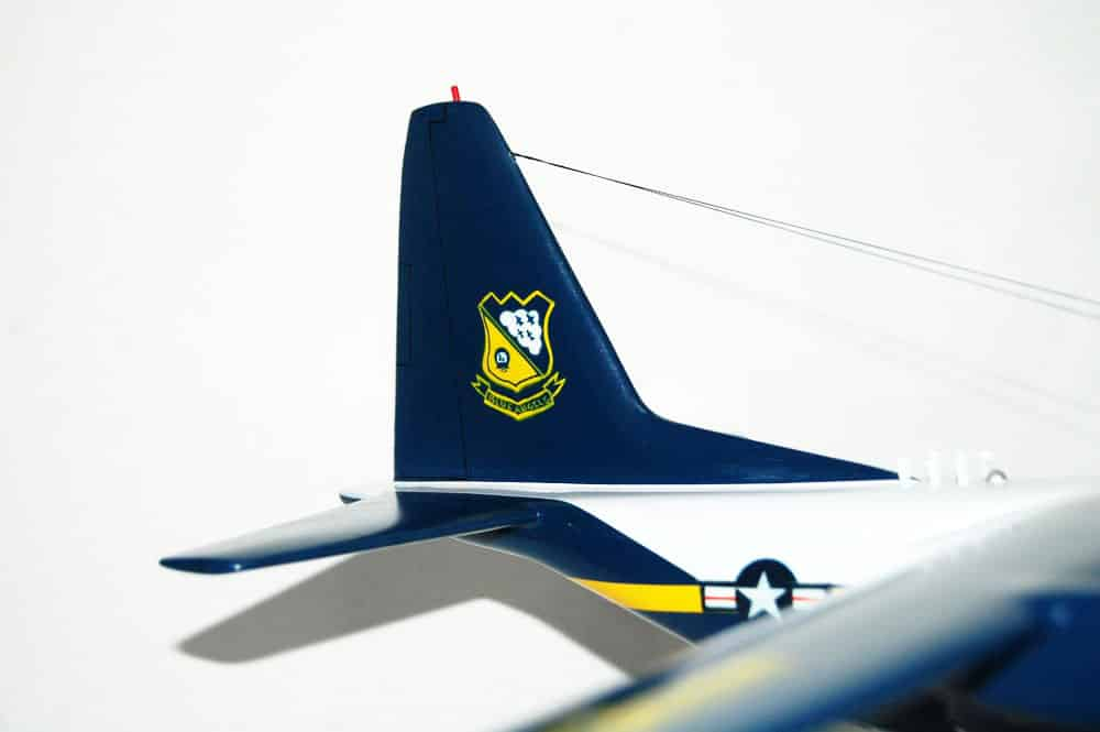 Blue Angels (2006 L-382) C-130T Model