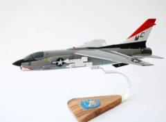VMF-351 Hells Angel F-8K Crusader