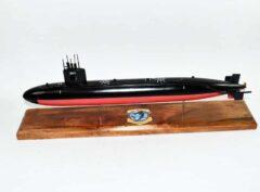 USS Sandlance SSN-660 Submarine Model
