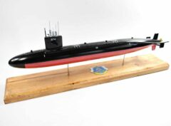 USS Trepang SSN-674 Submarine Model