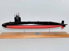 USS Gurnard SSN-662 Submarine Model