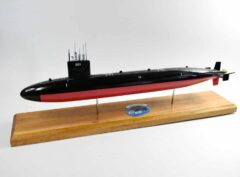 USS Batfish SSN-681 Submarine Model
