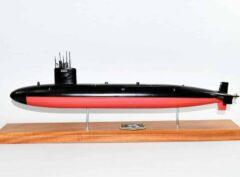 USS William H. Bates SSN-680 Submarine Model