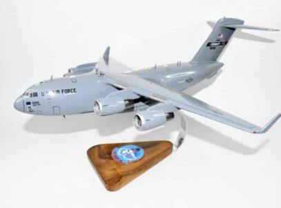137th Airlift Squadron Hudson Haulers New York ANG C-17 Model