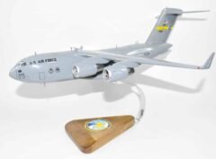 300th Airlift Squadron (Charleston) C-17 Model