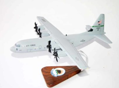 115th Airlift Squadron Channel Islands C-130J (Stretch) model