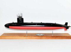 USS Aspro (SSN-648) Sturgeon Class Submarine