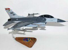 389th Fighter Squadron F-16 Fighting Falcon Model