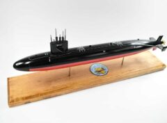USS Ray SSN-653 Submarine Model